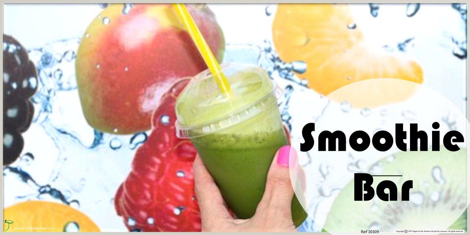 Smoothie Bar 2 | EYFS