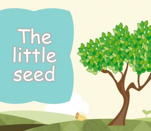 PPT growing a seed science plants Powerpoint presentation Year 1
