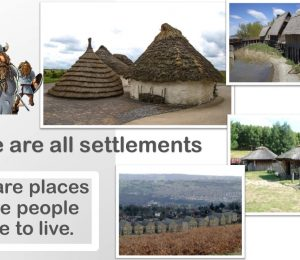 PPT - Settlements Village Settlers Powerpoint Presentation