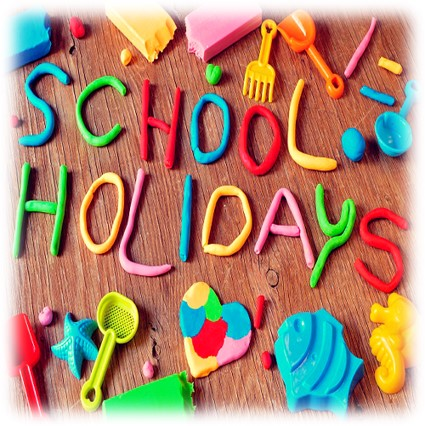 Happy school holidays!
