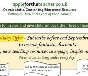 10% discount. Special offer September 2018