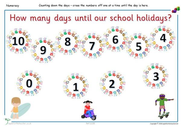 Calendar How Many Days