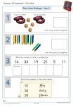 Place Value Assessment Challenge for Year 2 learners