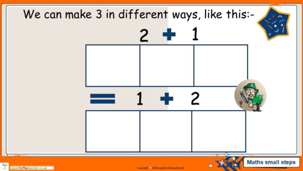 PPT - Finding Equal Amounts Powerpoint Presentation