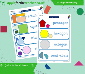 Year 2 Display educational resources uk | Apple For The