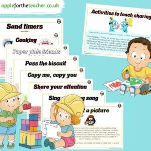 Activities to Teach Sharing