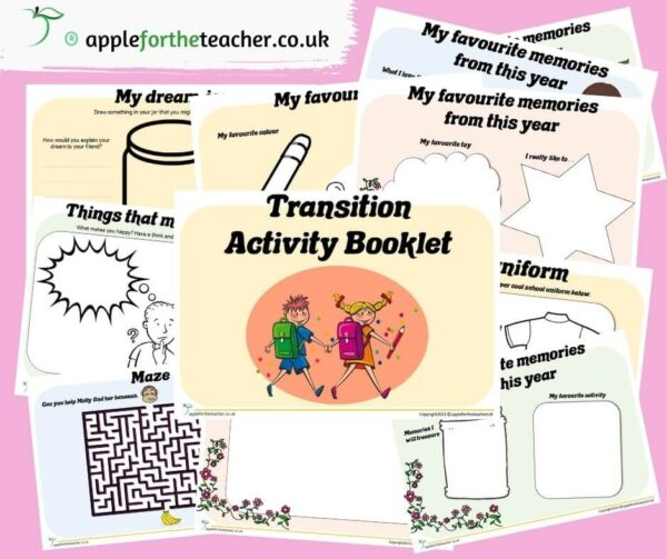 Activity Booklet KS1