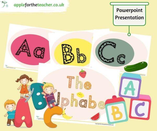 Alphabet Powerpoint Presentation
