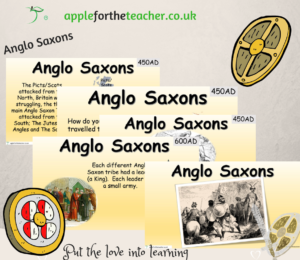 Anglo Saxons Powerpoint presentation KS2