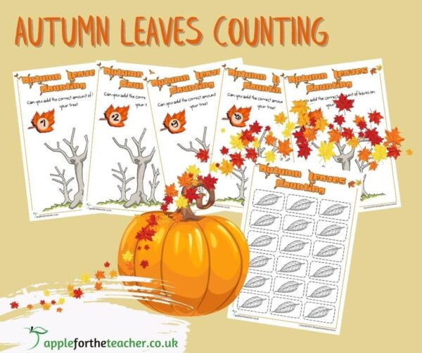 Autumn Leaves Counting