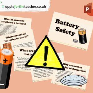 Battery Safety Presentation KS2