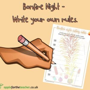 Bonfire Night Write Your Own Rules
