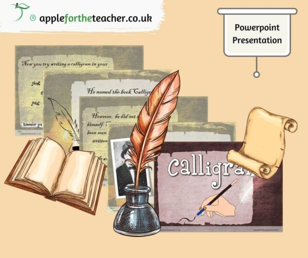 Calligrams Powerpoint Presentation