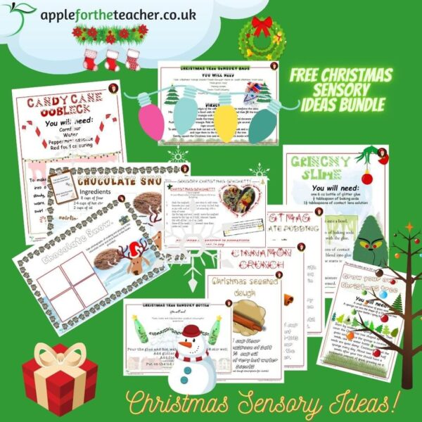 Christmas Sensory Ideas