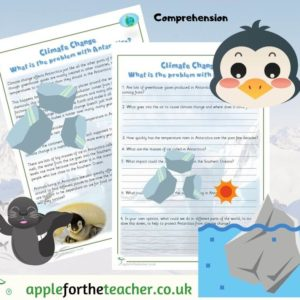 Climate Change Comprehension KS2