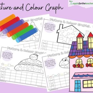 Count and Colour Graph