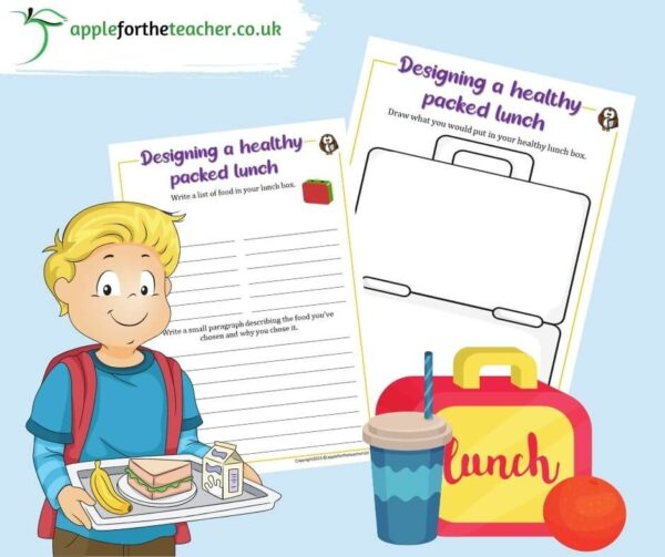 Designing A Healthy Packed Lunch