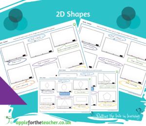 Draw 2D shapes
