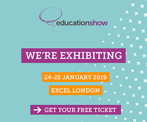 "Come and meet the team at ""The Education Show 2019"""