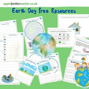 Earth Day Free Resources