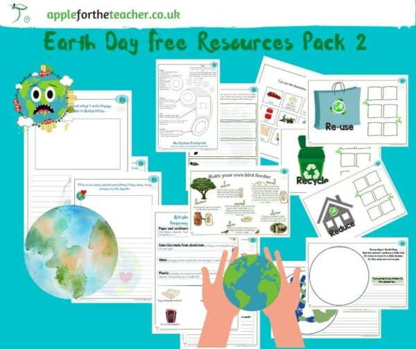 Earth Day Free Resources Pack 2