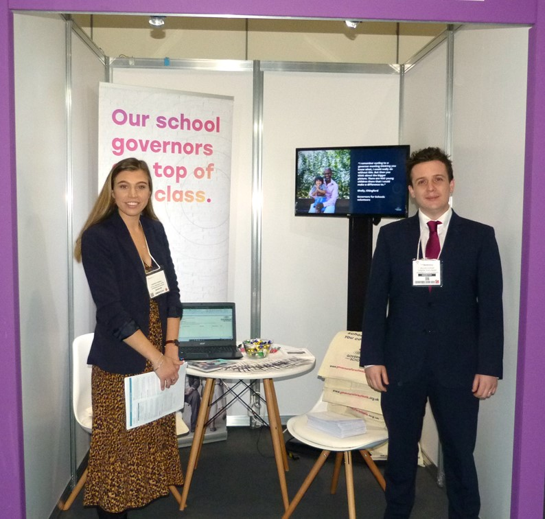 Governors For Schools 'Engagement' At ExCel London 2019