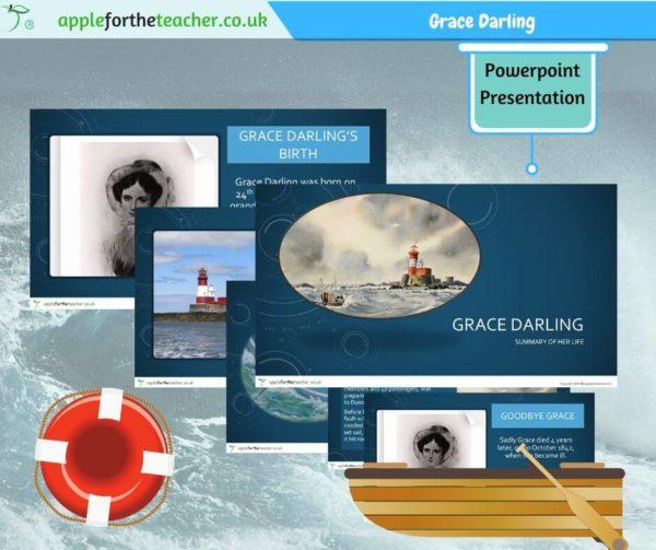 Grace Darling Powerpoint Presentation Informative