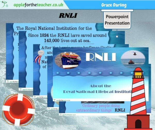 Grace Darling and RNLI Powerpoint Presentation