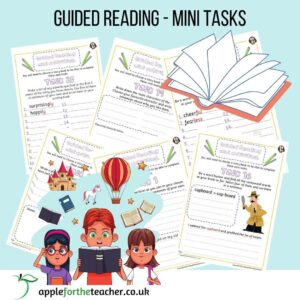 Guided Reading Mini Activities