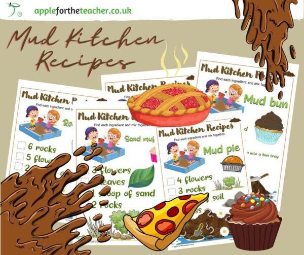 Mud Kitchen Recipes
