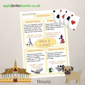 Nouns Fact Sheet