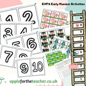 Number to quantity floor activities