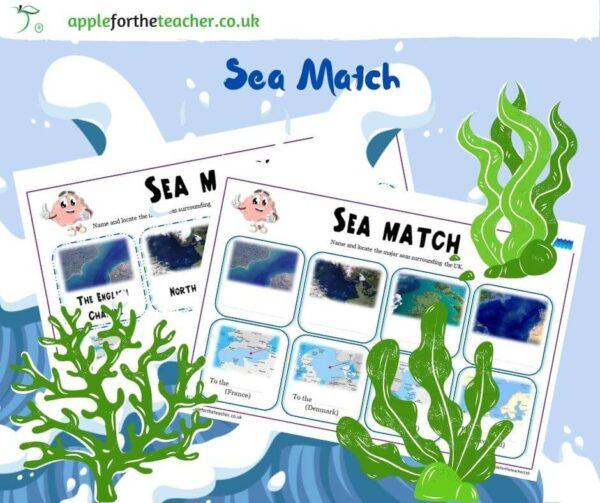 Ocean Location activity