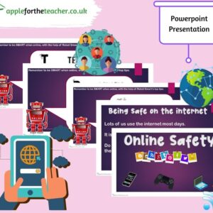 Online Safety KS2 Powerpoint Presentation