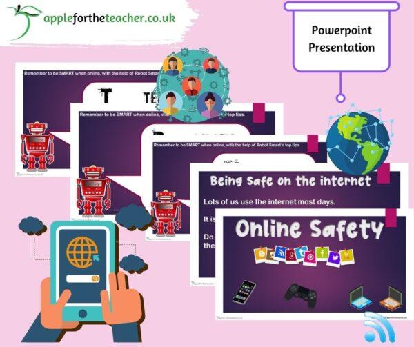 Online Safety KS2 Powerpoint Presentation