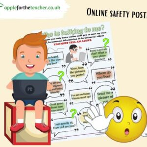 Online Safety Poster KS2
