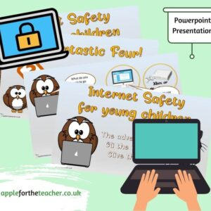 Online Safety Powerpoint Presentation EYFS KS1