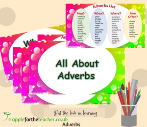 PPT all about adverbs