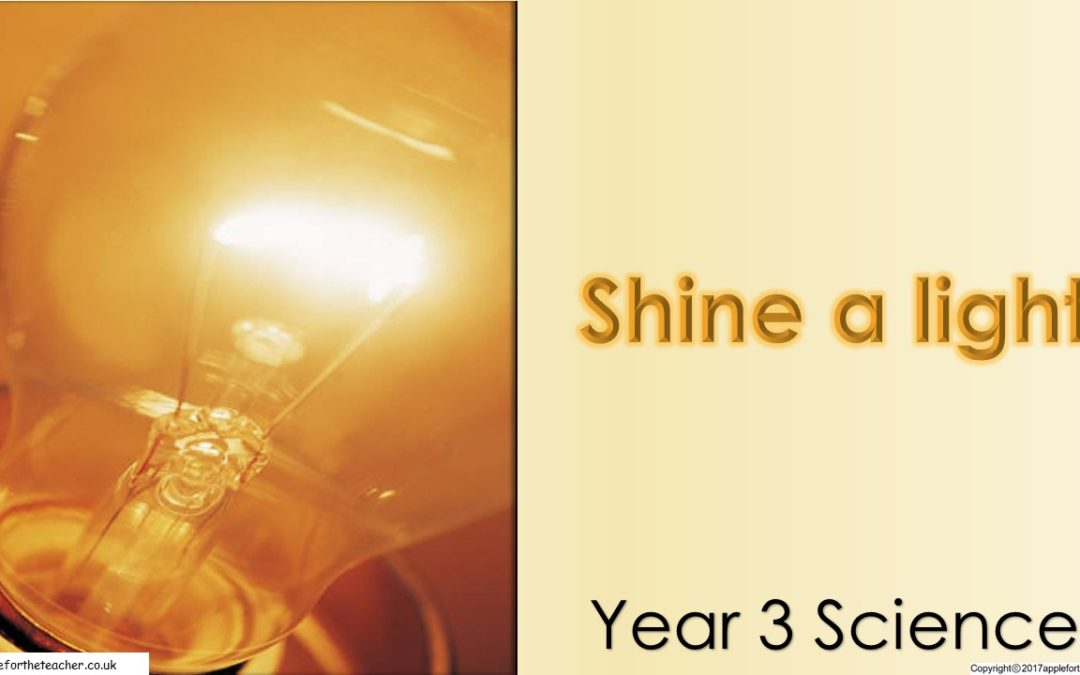 Shine A Light Powerpoint Presentation