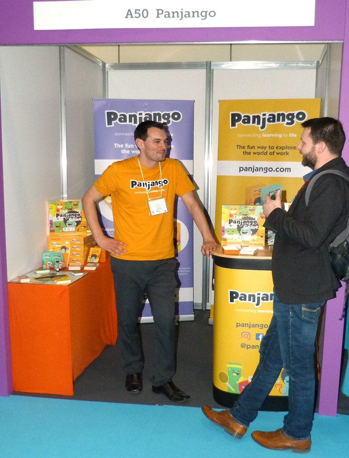 PanJango Played A Blinder At The 2019 Education Show