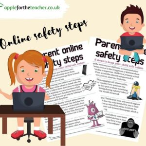 Parents Online Safety Poster