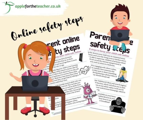 Parents Online Safety Poster