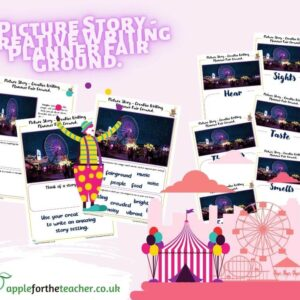 Picture Story Creative Writing Fairground