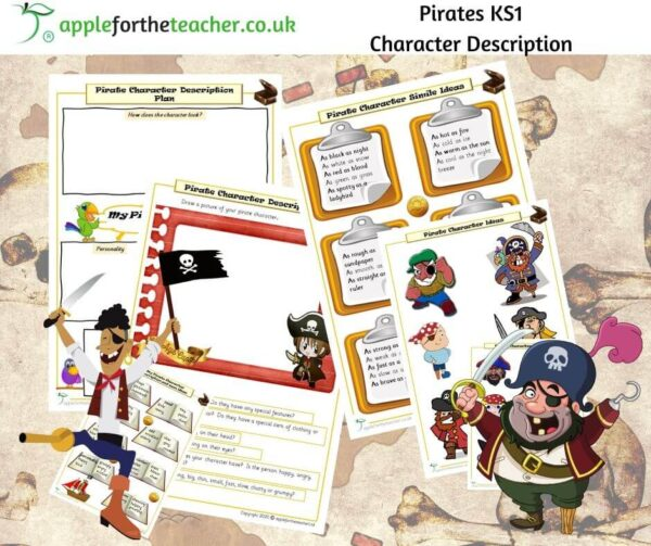 Pirate Character Description
