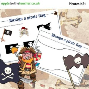 Pirate Flag Design Ks1