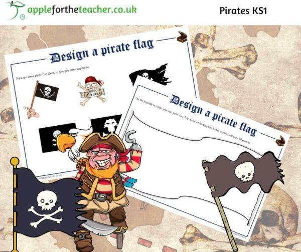 Pirate Flag Design Ks1