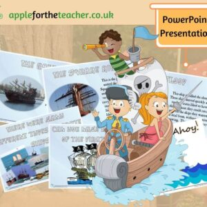 Pirate Ships Powerpoint Presentation
