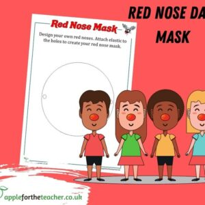 Red Nose Mask
