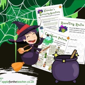 Revolting Ratio Halloween Maths