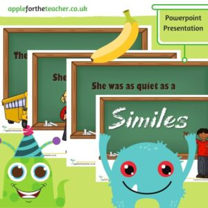 Similes Powerpoint Presentation KS1